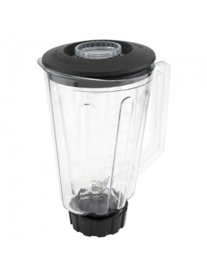 Hamilton Beach 6126-HBB908 Polycarbonate Container, Clear