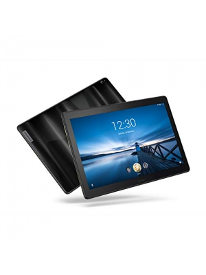 "Lenovo Smart Tab P10 10.1"" Android Tablet, Alexa-Enabled Smart Device with Fingerprint Sensor and Smart Dock Featuring 4 Dolby Atmos Speakers - 32GB Storage with Alexa Enabled Charging Dock Included"