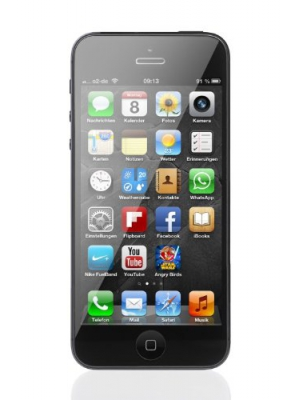 Apple iPhone 5 16GB Black (MD634LL/A) GSM 4G LTE - AT&T Wireless