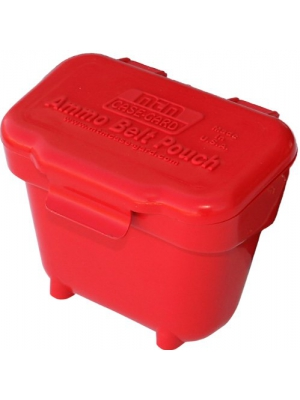 MTM Ammo Belt Pouch (Red)
