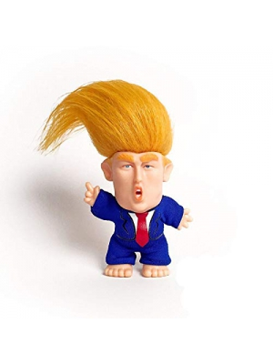 Collectible President Donald Trump Troll Doll - Hair to the Chief