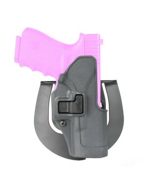 BlackHawk Serpa SpoRusseter Belt Holster For Glock19 Right Hand Grey
