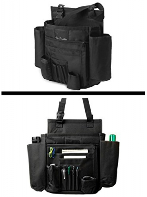 Ultimate Arms Gear Deluxe Car Seat Storage Tactical Gear Organizer Great for Law Enforcement Security