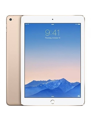 Apple Ipad Air 2 64GB Factory Unlocked (Gold, Wi-Fi + Cellular 4G, Apple SIM) Newest Version