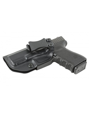 Stealth Mode Glock 17/22/31 Kydex Inside the Waistband Holster - Made in the USA - Custom Molded to Fit Glock 17, 22 & 31