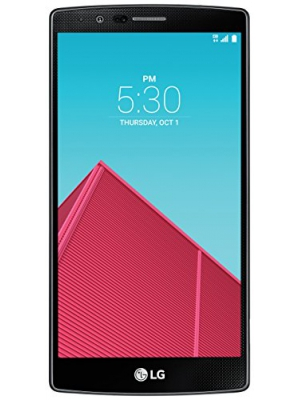 LG G4 US991 Unlocked Smartphone with 32GB Internal Memory, 16 MP Camera and 5.5-Inch IPS Quantum Display for GSM and CDMA (Black Leather)