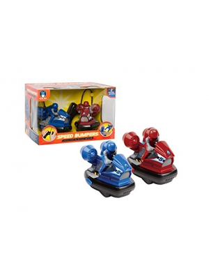 Blue Hat Toy Co Speed Bumper RC Cars