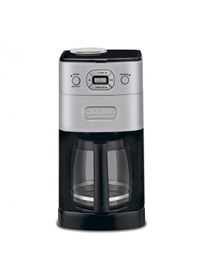 Cuisinart DGB625BC Grind-and-Brew 12-Cup Auto Coffeemaker (Certified Refurbished)