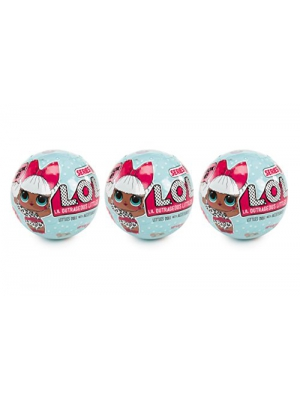 MGA L.O.L. Surprise Doll Series (3 Pack)