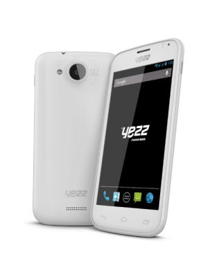 Andy A4.5 - Factory Unlocked Phone - Yezz Wireless (White)