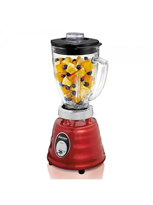 NEW Oster 004270-615-NP0 Beehive Blender - Metallic Red