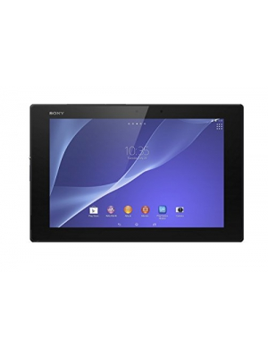 Sony Xperia Z2 10.1 inch Tablet (Black) - (Qualcomm 2.3GHz, 3GB RAM, 16GB Memory, Google Android 4.4) International Version No Warranty