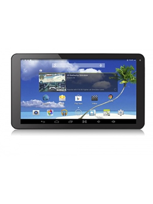 Proscan 10-Inch Tablet, Quad Core, 1 GB RAM, 16GB Memory, Built in Bluetooth and GPS, Android 4.4 Kit-Kat, Google Play Certified, Dual Camera