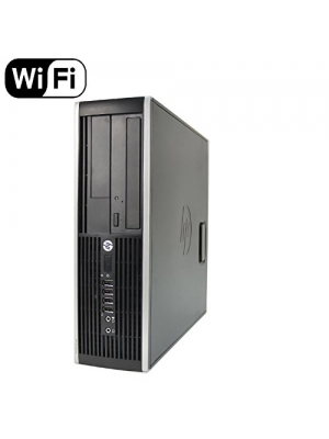 2017 HP Elite 8300 Small Form Factor Desktop Computer, Intel Quad Core i7-3770 3.4GHz Processor, 16GB DDR3 RAM, 2TB HDD, USB 3.0, DVD, VGA, Windows 10 Professional (Certified Refurbished)