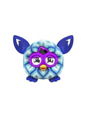Furby Furbling Critter (Blue Diamonds)