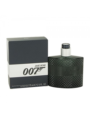 James Bond Beauty Gift 007 Cologne 2.7 oz Eau De Toilette Spray for Men