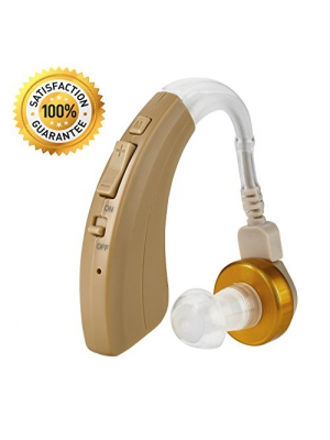 Digital Hearing Amplifier - Personal Hearing Enhancement Sound Amplifier with Extended Over 500hr Battery Life, by NewEar™