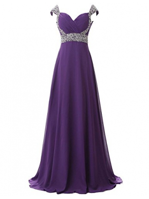 Belle House Long Formal Bridesmaid Gown Party Dress HSD179