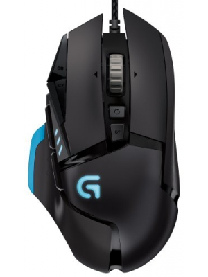 Logitech G502 Proteus Core Gaming Mouse - Refurbished (996-000122)