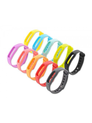 Best Of Source Set of 10 Pcs Colorful Replacement Bands for Xiaomi Mi/1S Tracker Smart Bracelet