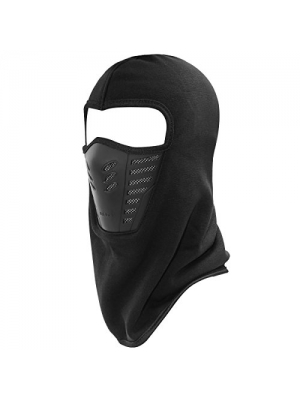 Hippih Windproof Ski Face Mask Tactical Balaclava Hood Outdoor Sports Winter Super Comfortable