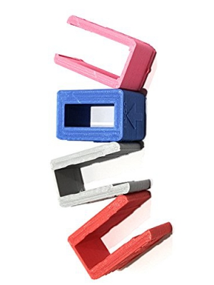 Insert makes Maglula Uplula speed loader easier to use,Eliminate Wiggle for single stack mags,.380 to.45 caliber,4 colors, easily changed,1911,Ruger, Sig Sauer,Kimber,Walther,S&W Shield, & others