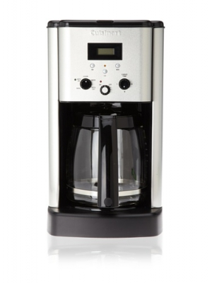 Cuisinart 12-cup Coffee Maker Brushed Metal Finish