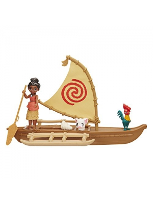 Disney Moana Adventure Canoe