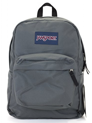 Jansport Superbreak Backpack (charcoal)
