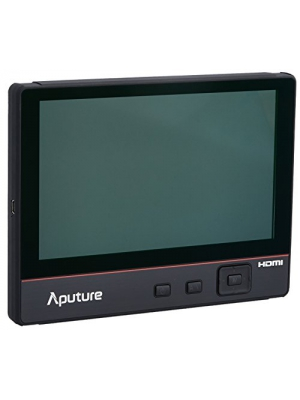 Aputure Imaging Industries Co. Ltd. V-Screen VS-3 - 7-Inch LCD IPS Field Monitor with Advanced Features and Loop-Through with Bonus Free Sun Shade