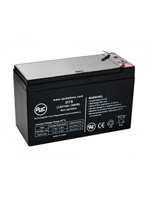 APC Back-UPS 1200 BX1200 RS1200 XS1200 12V 7Ah UPS Battery - This is an AJC Brand Replacement
