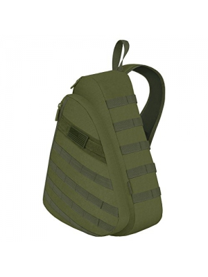 East West U.S.A RT534 Tactical Molle Assault Sling Shoulder Cross Body One Strap Backpack