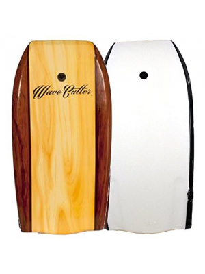 Wave Cutter 42 Body Board (Wood Design)