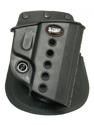 Fobus Walther PPS 9mm/.40 Holster Fits Also CZ-97B, Taurus 709 Slim, SW MP Shield 9mm/.40