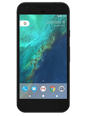 Google Pixel 1st Gen 32GB Factory Unlocked GSM/CDMA Smartphone for all GSM Carriers + Verizon Wireless + Sprint (Quite Black)