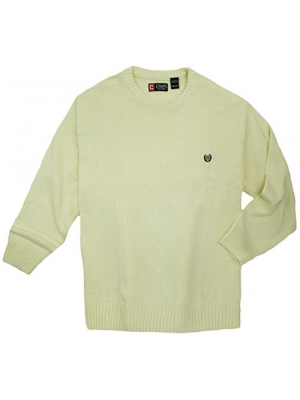 Chaps by Ralph Lauren Big & Tall Men's Crew Sweater 100% Cotton