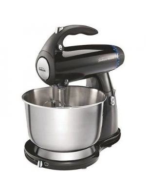 Brand New Brand New! Sunbeam 2591 350-Watt MixMaster, Black