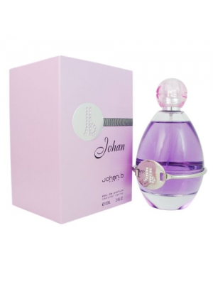 JB Johan by Johan B. Eau de Parfum Spray for Women, 100 ml, 3.4 Ounce