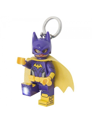 LEGO Batman Movie - Batgirl LED Key Chain Light