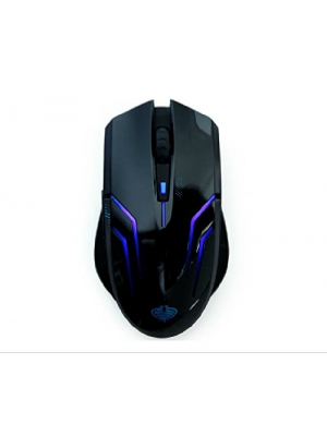 Crabot YP-005 Computer Mouse 1200 DPI/Ergonomic Computer Mouse/LED Wheel/3 Adjustable DPI Levels Selector with Multicolor Profile Selector, Wired Mouse for PC