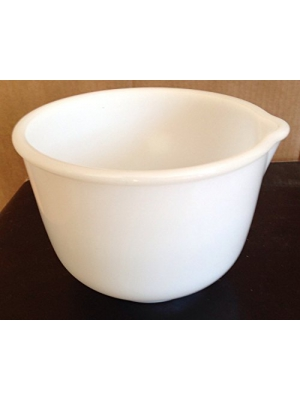 GLASBAKE MIXING BOWL