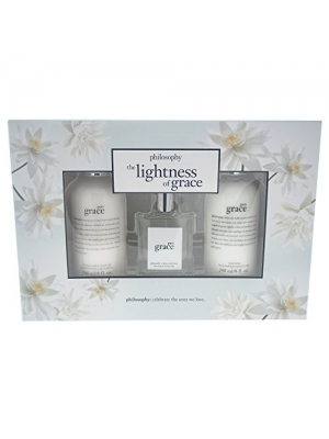 Philosophy The Lightness of Grace 3 Piece Gift Set for Women
