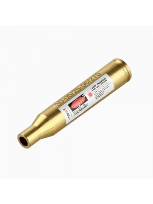 hayootech .30-06 /25-06 /270 Bore Sight Laser Red Dot Cartridge Laser bore Sighter