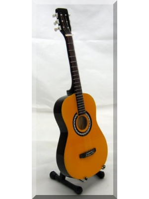PACE DE LUCIA Miniature Guitar Classical Acoustic