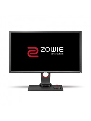"BenQ ZOWIE 27"" QHD 2560x1440 LED 144Hz Quad HD Gaming Monitor with S-Switch, XL-Series for eSports Tournaments and Professional Players (XL2730)"