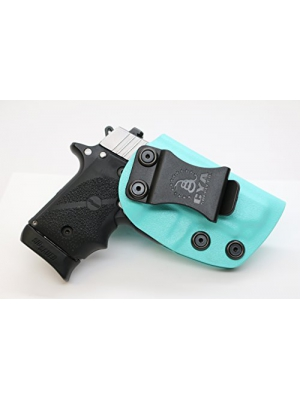 CYA Supply Co. IWB Holster Fits: Sig Sauer P238 - Veteran Owned Company - Made in USA - Inside Waistband Concealed Carry Holster