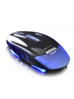 E-blue Horizon 4D 1750dpi LED Low Profile Notebook Mouse EMS136RE