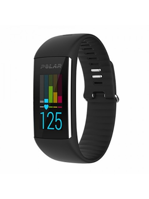 Polar A360 Fitness Tracker with Wrist Heart Rate Monitor