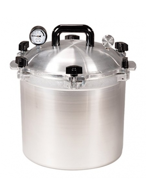All American 21-1/2-Quart Pressure Cooker Canner