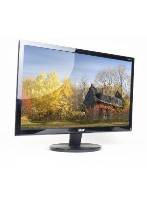 "Acer 21.5"" LED Widescreen Monitor 
